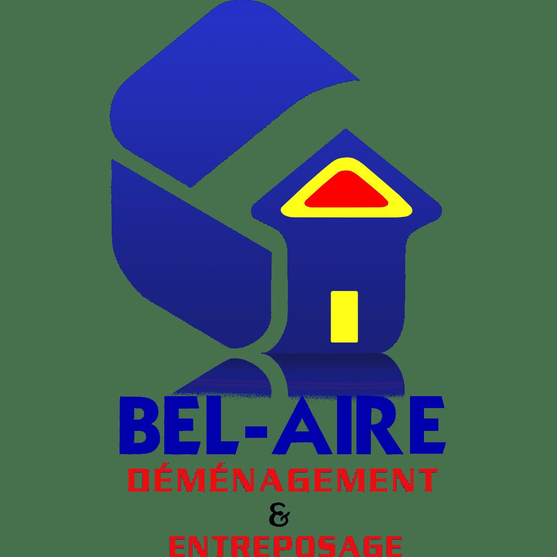 Bel Aire Demenagement Entreposage Logo